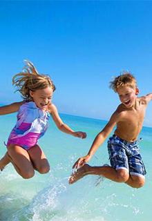 Želite li povoljan odmor? Imamo ponude za odmor s besplatnim smještajem za djecu