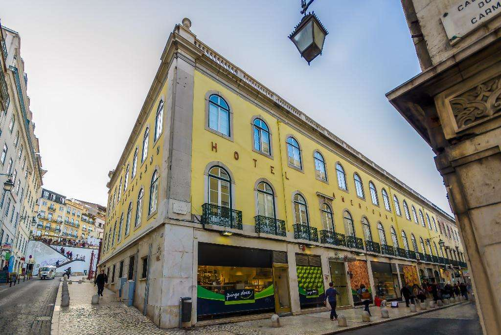 Americano Inn Rossio Hotel