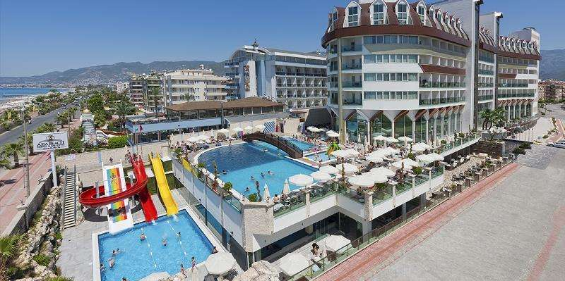 Asia Beach Resort & Spa