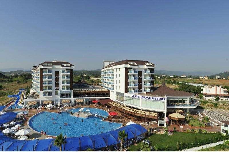 Çenger Beach Resort & SPA
